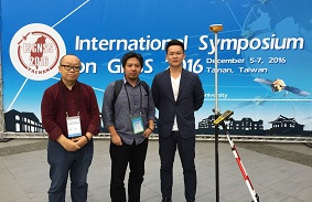Hi-Target's New Move on IS GNSS 2016, Taiwan